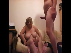 Mature Couple Love To Have A 3somes