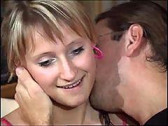 Blondine Wird Geil Gefickt Russian