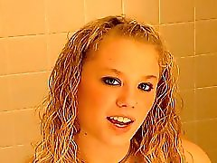 18yr Old Chubby Shower Teen