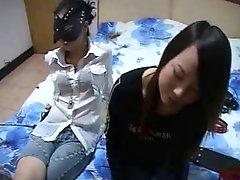 Nice Foot Chinese Femdom