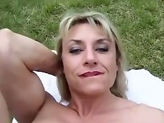 Muscle Mature Outdoor