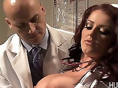 Big Tit Nurse Gets Pussy Fucked In Dr Office