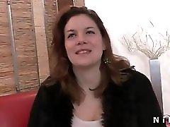 Bbw French Brunette Gets Her As 1fuckdatecom