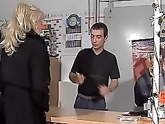 Client Needs A Little Bangin