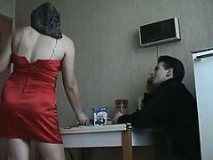 Turkish Couple Fucks In Kitchen