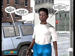 3d Comic The Chaperone Episode 5