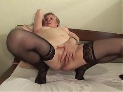Nice Blonde Ciska