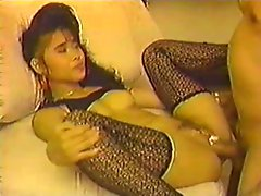 Young Filipina Girl