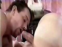 Classic Mmf Bisexual Threesome