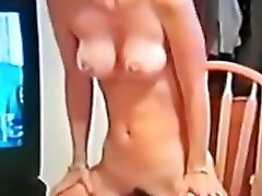 My Dildo Masturbation Video From 1993