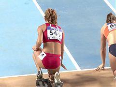 Sexy Bulgarian Sports Lady