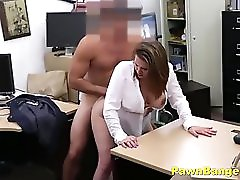 Big Titty Mom Sells Her Tits And Pussy For