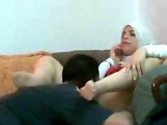 Arabian Women Fucking Her Customer