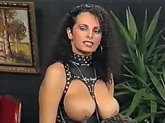 Teresa Orlowski And Jeannie Pepper In Lady Domina