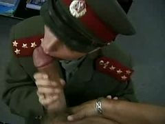 Kgb Military Girl Fucks Recruit F70