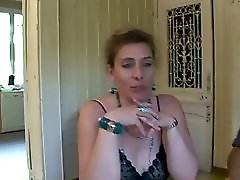 Divorced French Mature Need Some Hard Fucking By Kr