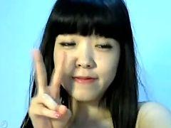 Korean Teen Camgirl Wet Orgasm