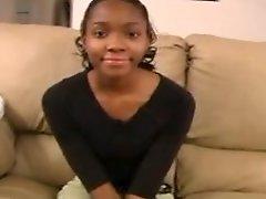 Anal Casting Cute Black Teen