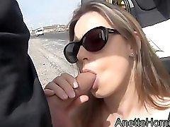 Envie De Te Balader Avec Moi En Mode Voyeur Fellation Sur Webcam