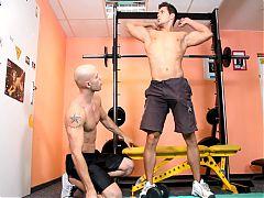 Hot Gay Gym Fuck