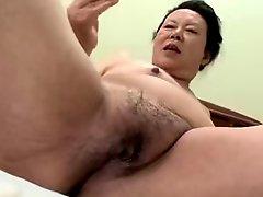 Japanese Bbw Granny Shino Moriyama 66 Years Old H 0930