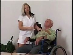 Nurse For Granddad F70