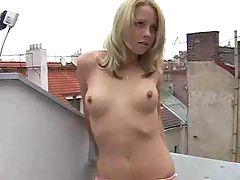 Sexy Teen Becomes A Pornstar