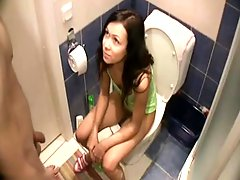 Sex On The Toilet