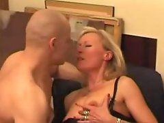 Casting French Mature