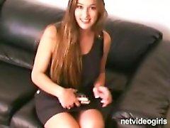 Violet Calendar Audition Netvideogirls