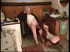 Teen Girl Show Respect For Old Man Story 5