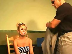 Allysin Chaynes Gets Fucked At A Police Station