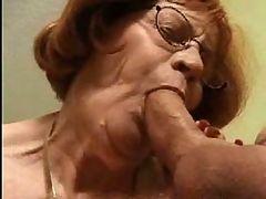Fat Granny Still Has Passion