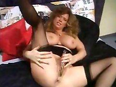 Tracy Adams Sexy Busty Vintage Porn Queen