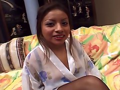Filipina Mexican Slut Fucked In All Her Holes