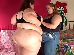 Two Fat Women Claudia And Amanda Lesbians