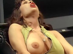 Francesca Le & Steve Drake Toilet Sex