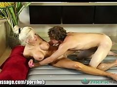 Nurumassage Mom Gives Step Son A Really Happy Ending