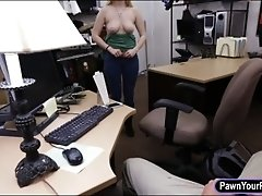 Pretty Girl Pawns Her Pussy And Pounded For A Pearl Nec