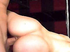 Miss Rican Juicy Ass Twerks On The Big Pole