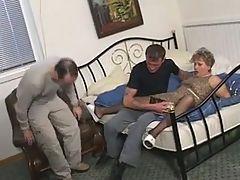 Grandson Fuck The Grandma Wazoo