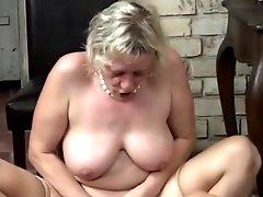 Stockings Granny Fucks