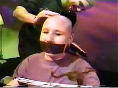 Tied Up Headshave