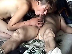 Young Woman And Old Man Amateur Fellatio Webcam