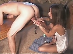 Teen girlfriends naked and fucked